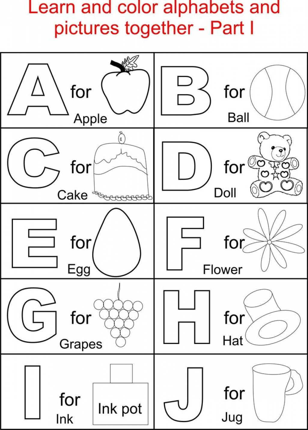 Coloring Pages Preschool Coloring Pages Alphabet preschool alphabet coloring pages eassume com mr printables