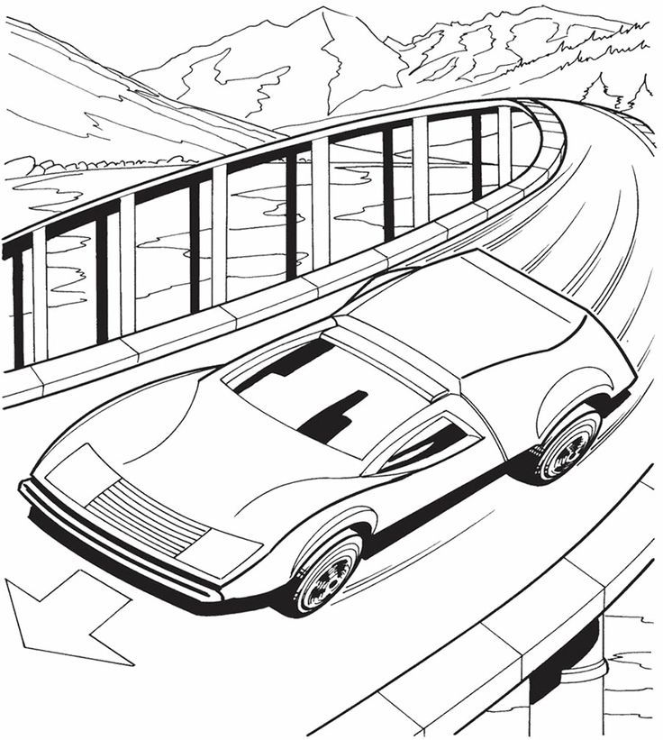 coloring pages funny cars - coloring home