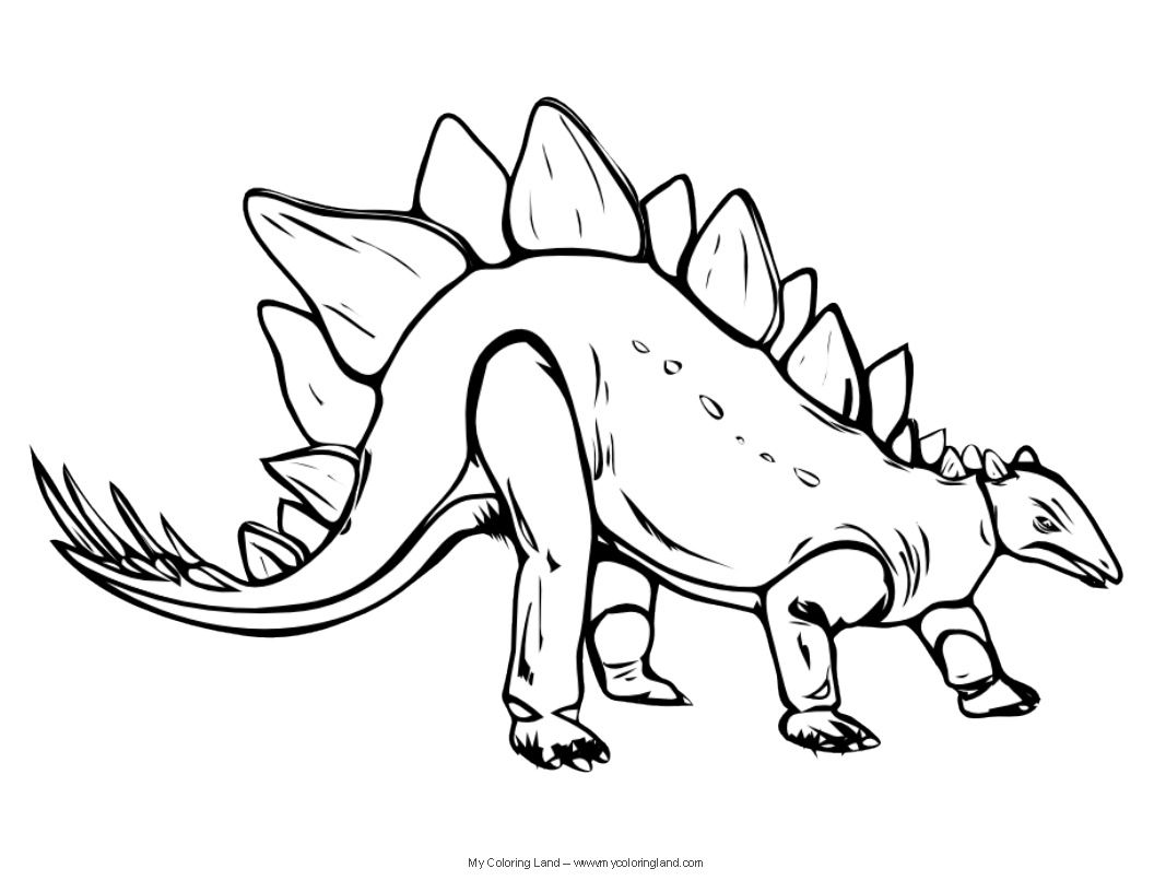cute baby dinosaur coloring pages - photo#25