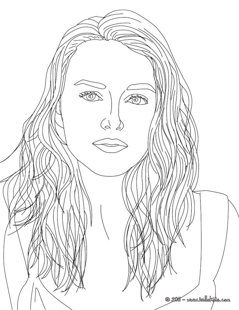 coloring pages people - photo#24