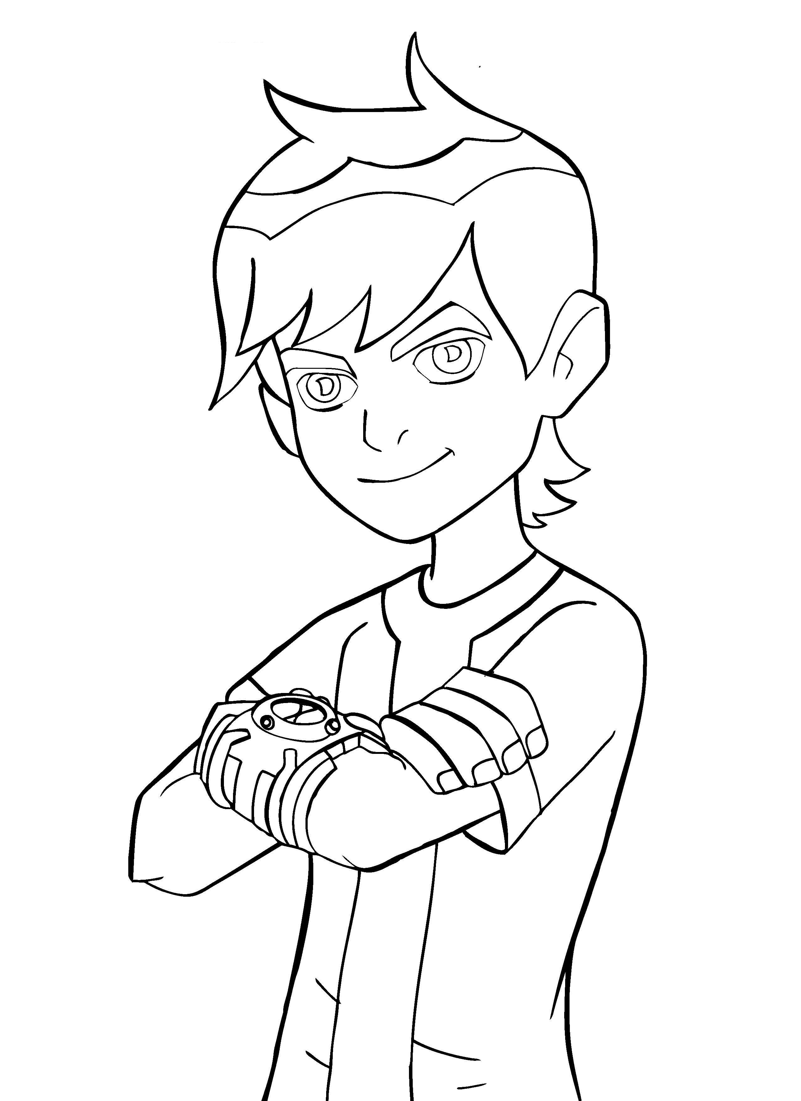 Uncategorized Coloring Pages Ben 10 ben 10 coloring pages drawing inspiration home inspiration