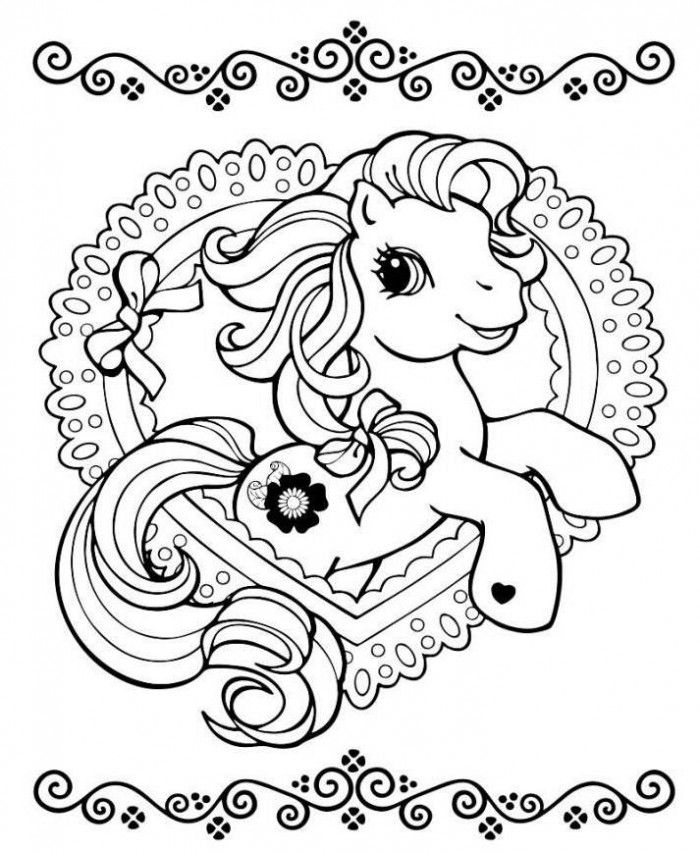 Free My Little Pony Friendship Is Magic Coloring Pages Animal Rhcoloringhome: My Little Pony Coloring Pages Vintage At Baymontmadison.com