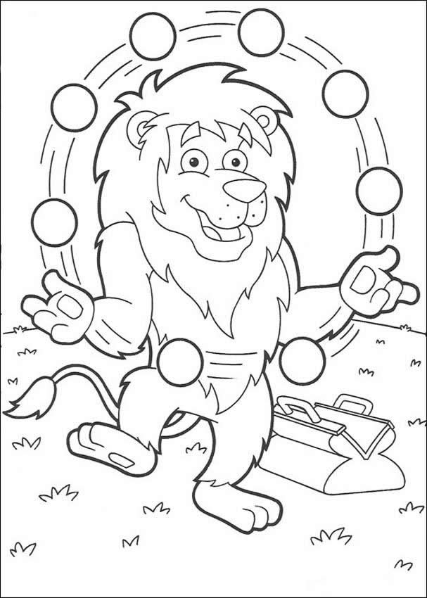 Circus Tent Coloring Page Az Coloring Pages Circus Coloring Pages