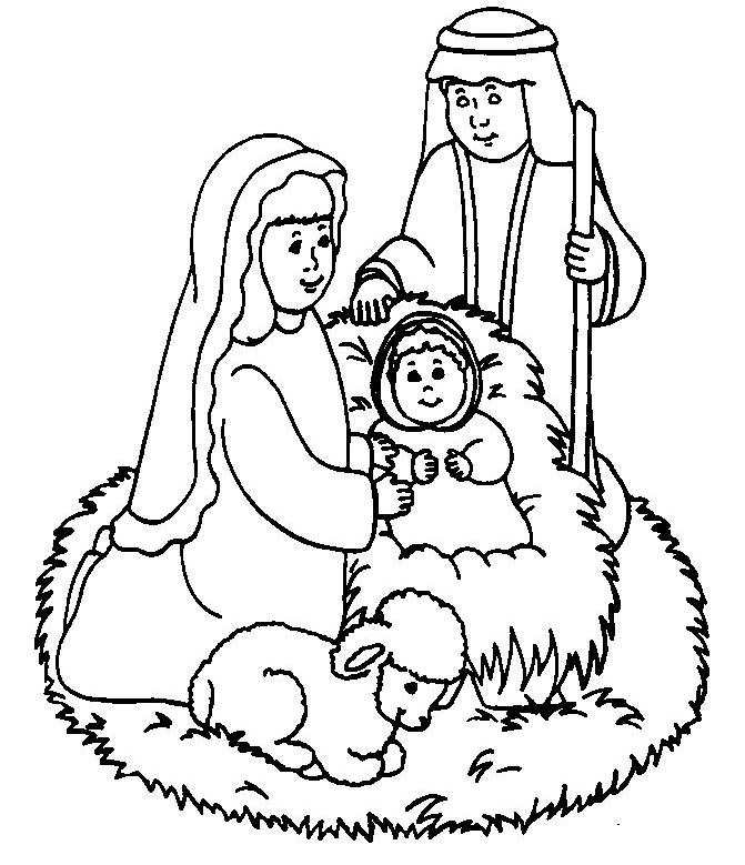 Birth Of Jesus Coloring Pages Az Coloring Pages Coloring Pages Jesus Birth