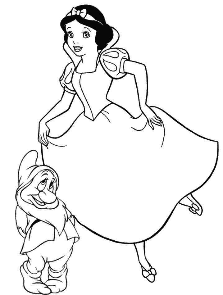 Disney Princess Printable Coloring Pages Coloring Home And The 12 Princesses Coloring Pages Printable