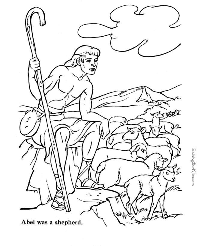 david the king coloring pages - photo#20