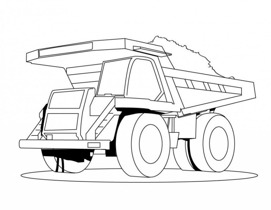 Garbage Truck Coloring Pages Coloring Home Trash Truck Coloring Pages