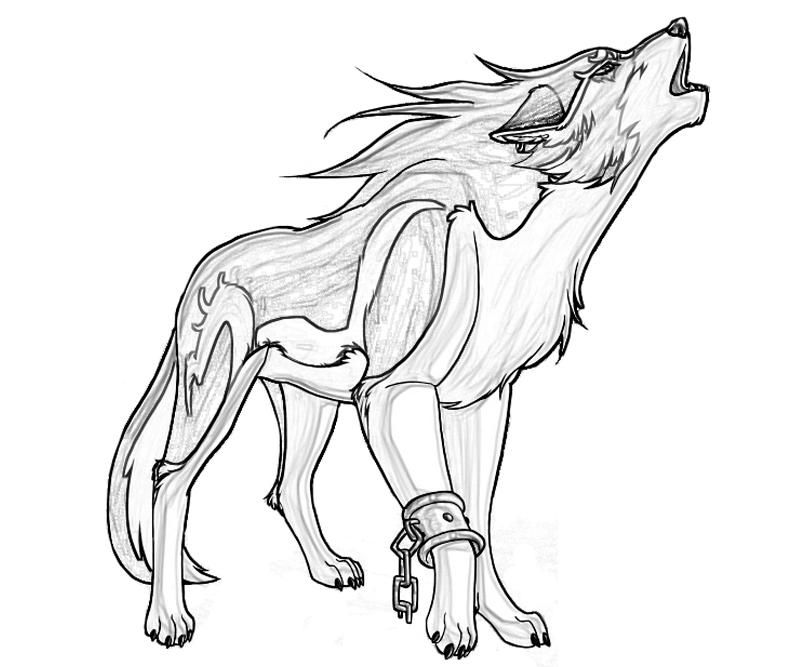 - Coloring Pages Of Wolves - Coloring Home