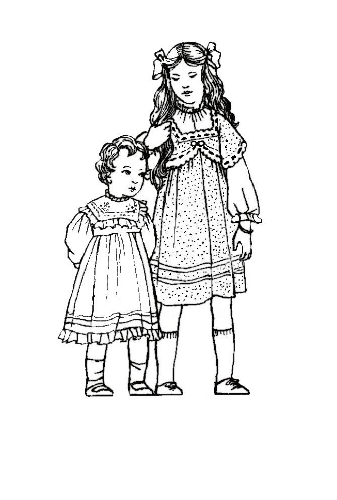 1920s coloring pages for kids | Fashion Coloring Pages For Girls - Coloring Home