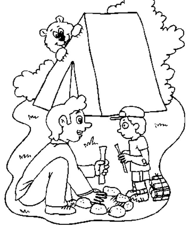 kids get well coloring pages - photo#21