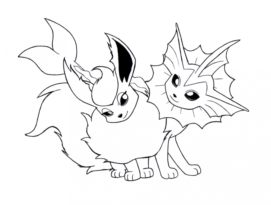 espeon pokemon coloring pages - photo#32