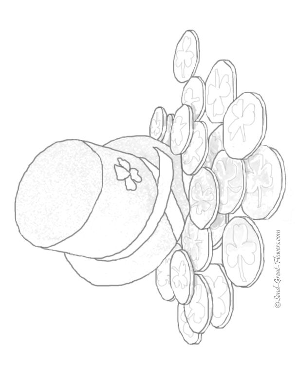dime coloring page - photo #19