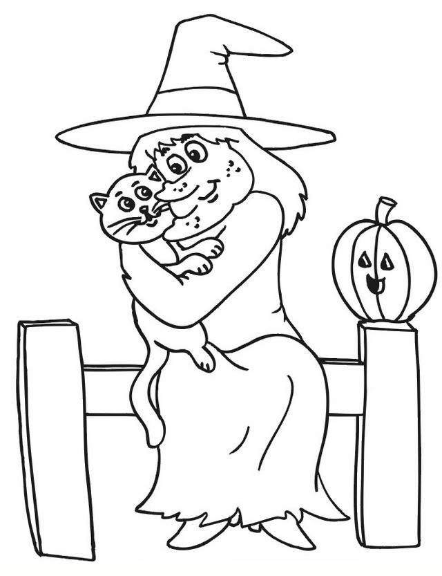 La befana coloring page coloring home for Befana disegno