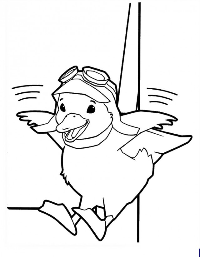 wonder pets free coloring pages - photo#21