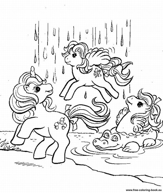 coloring pages my little pony page 1 printable coloring pages - Mlp Coloring Book