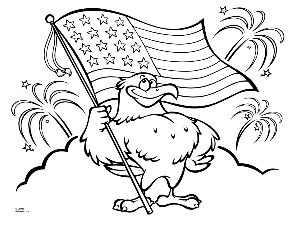 printable coloring pages patriotic - photo#17