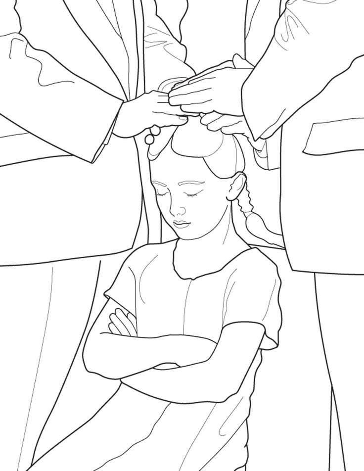 Lds.org Coloring Pages - Coloring Home