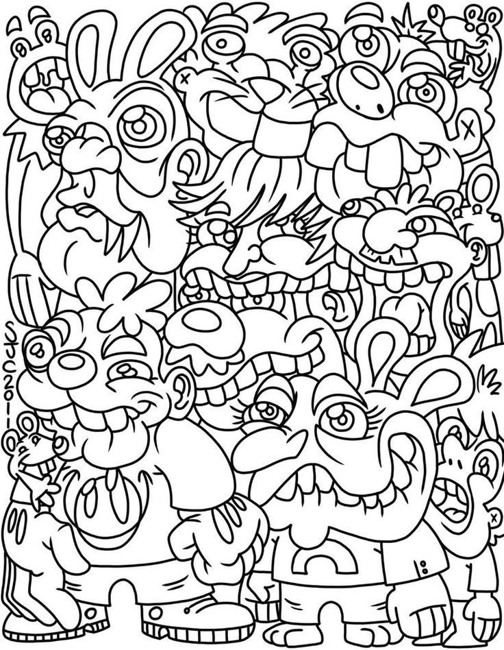 Hippie coloring pages az coloring pages for Hippie coloring book pages