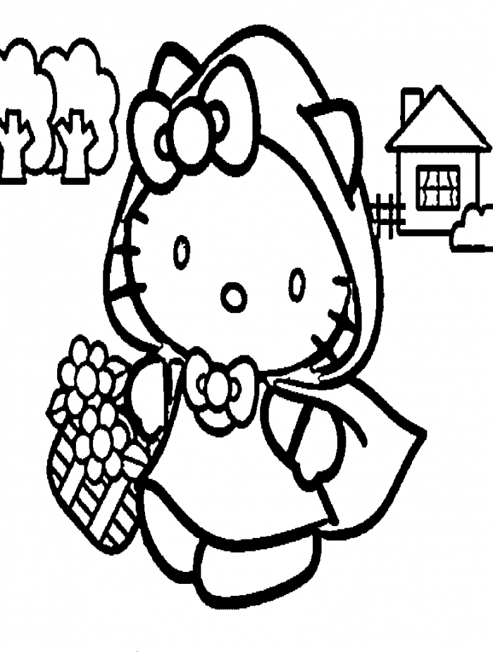 Spring Coloring Printables  Coloring Home