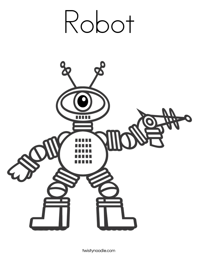Lego Robot Coloring Pages High Quality Coloring Pages