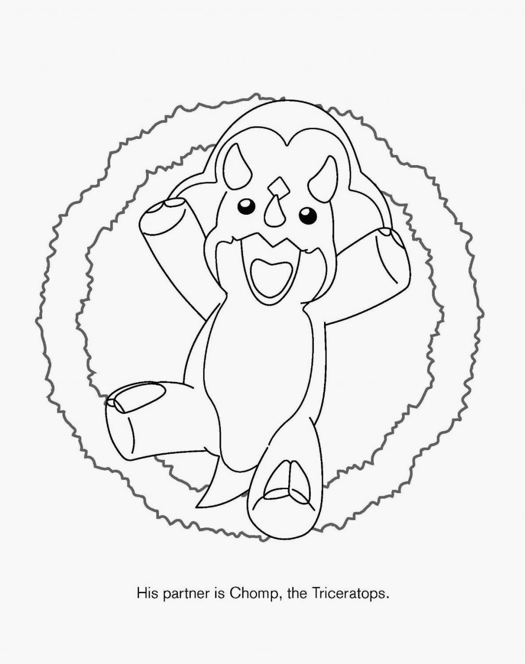 dinosaur king coloring pages - photo#25