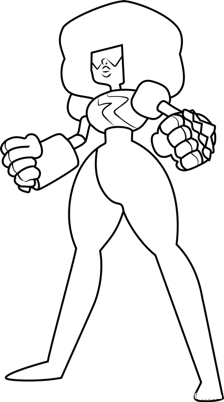 Steven-Universe-Coloring-Pages-12 - Coloring Pages For Kids