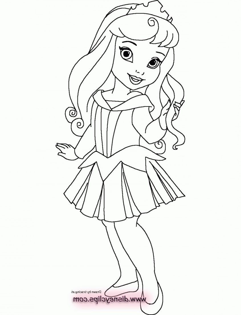 - Prinsess Coloring Pages - Coloring Home