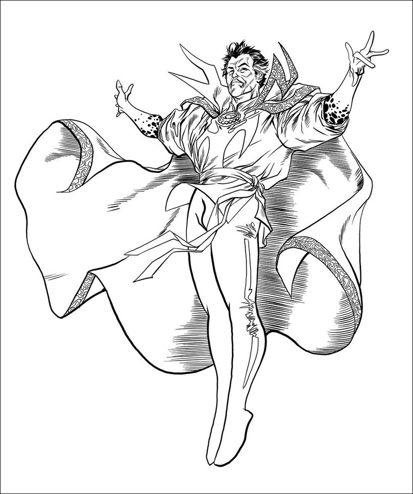 22+ Strange Magic Coloring Pages