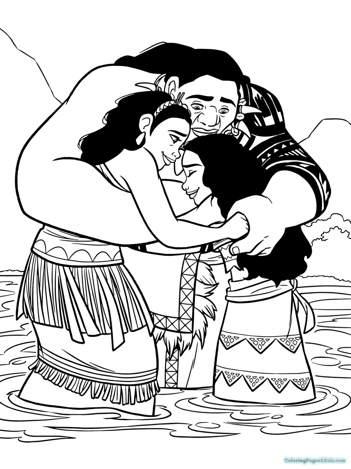 Coloring Pages : Coloring Pages Baby Moana Easy For Kids Color Sheet Sheets  Animals Christmas Printable 55 Moana Coloring Sheets Picture Ideas ~  Off-The Wall ATL