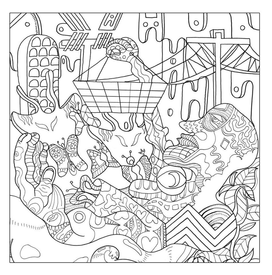 Stoner Coloring Pages - Coloring Home