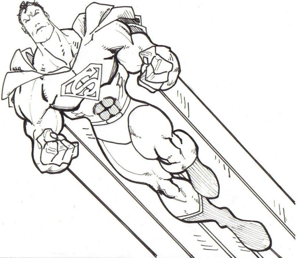 41 Image of Superhero Coloring Pages for Free - Gianfreda.net