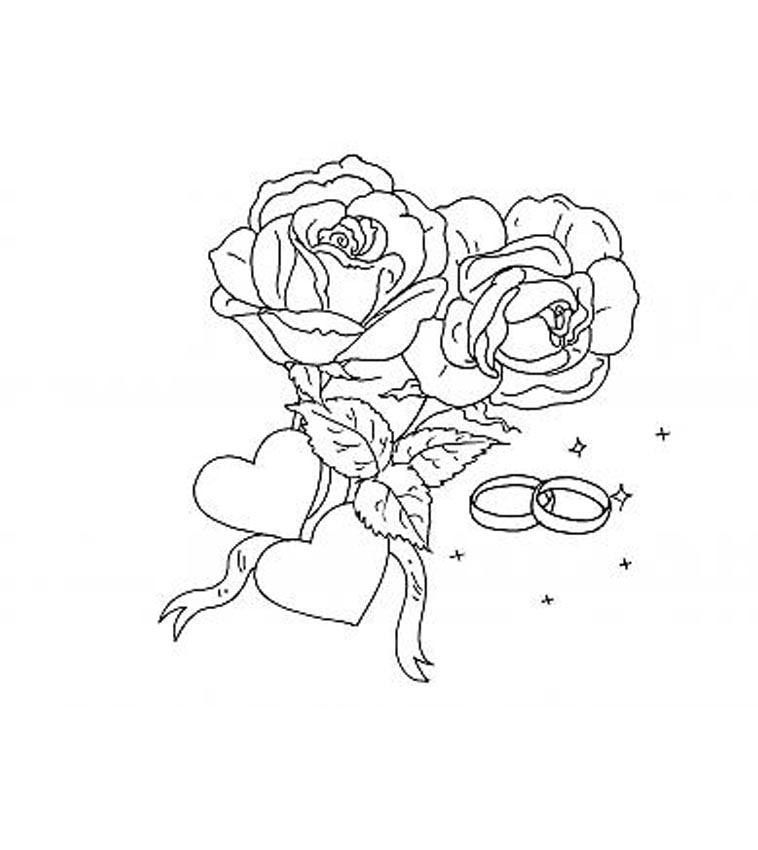 Coloring pages 365 marital sex ~ Printable Wedding Coloring Pages Kids - Coloring Home