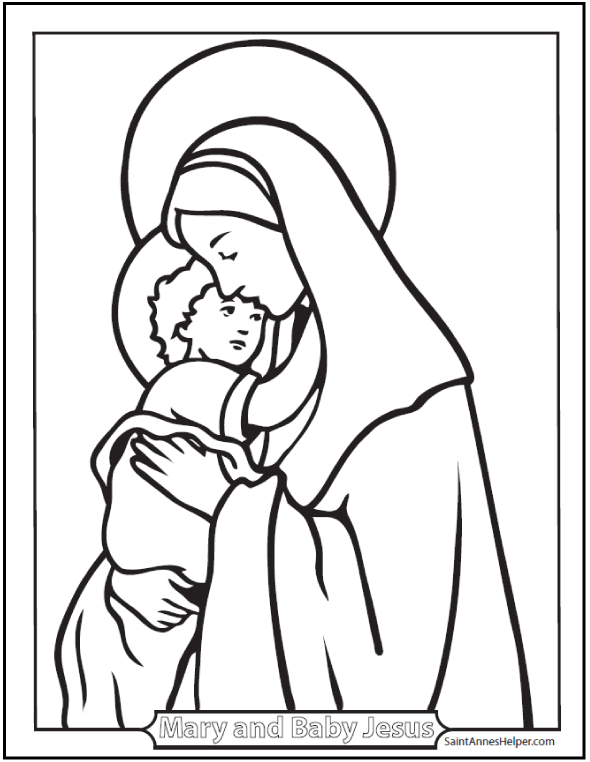 - Kids Catholic Coloring Pages - Coloring Home