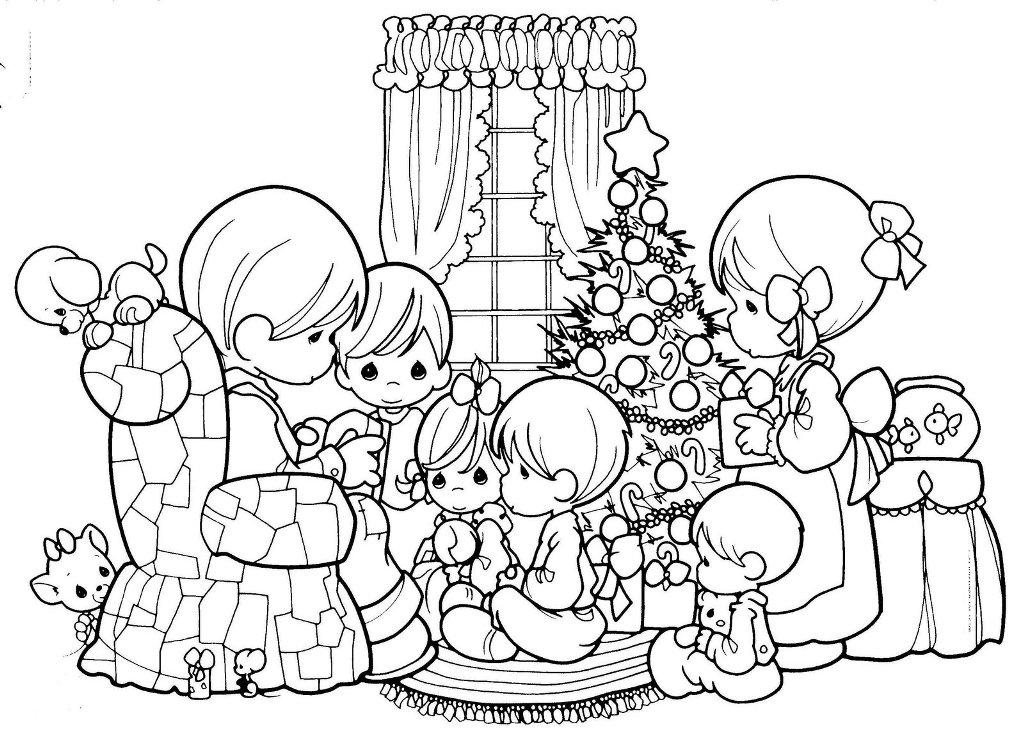 Precious Moments Coloring Sheets — New Coloring Pages Collections ...