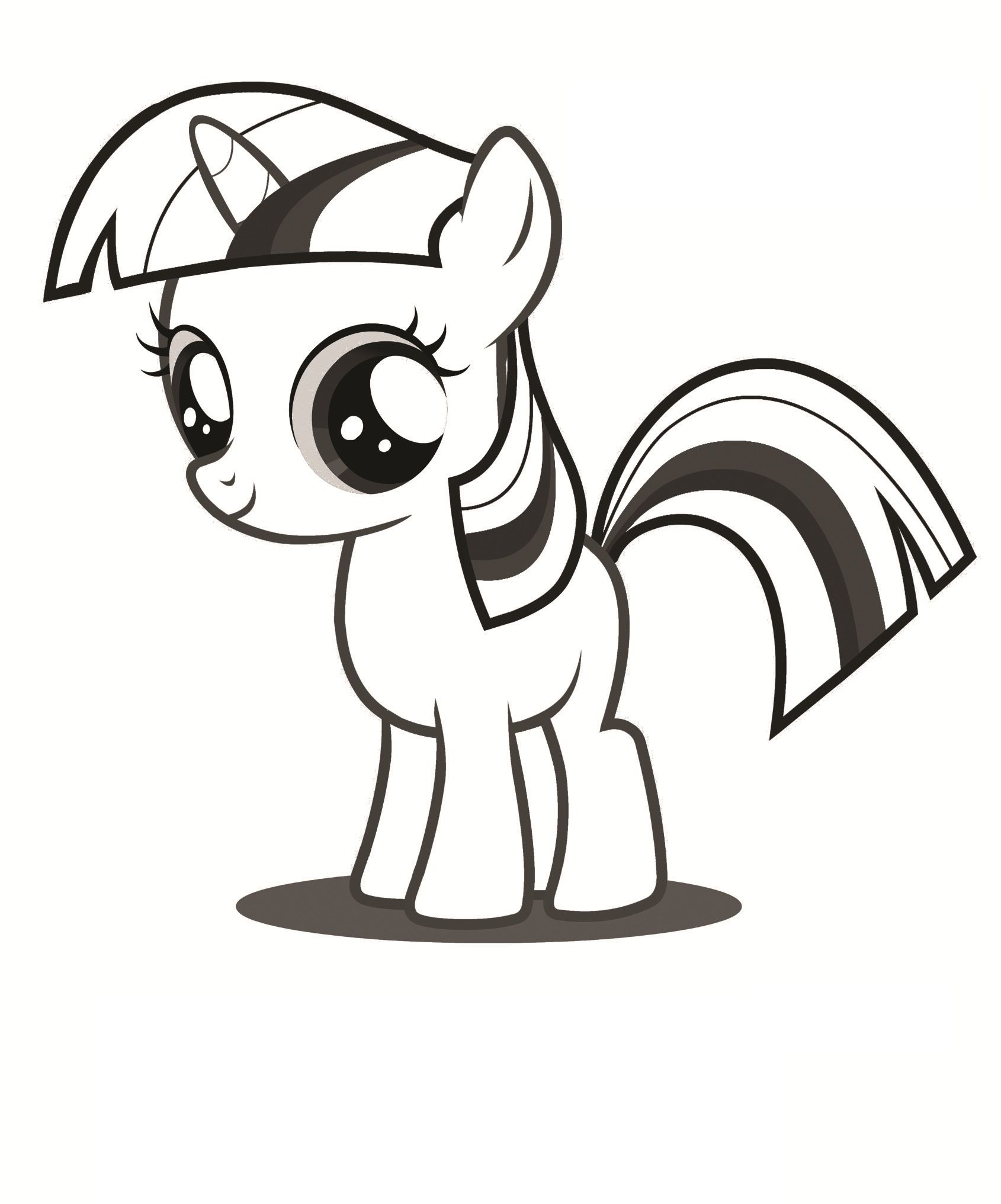 My Little Pony Boy Coloring Pages - Coloring Home