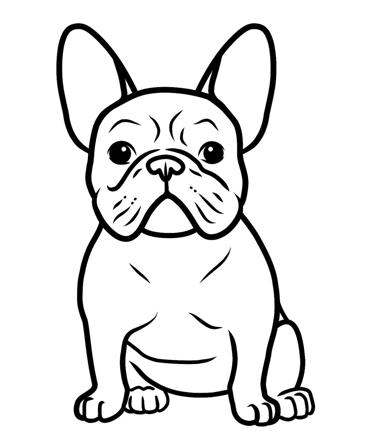 Dog Coloring Pages Printable Of Dogs For Pictures Picture Ideas –  Approachingtheelephant