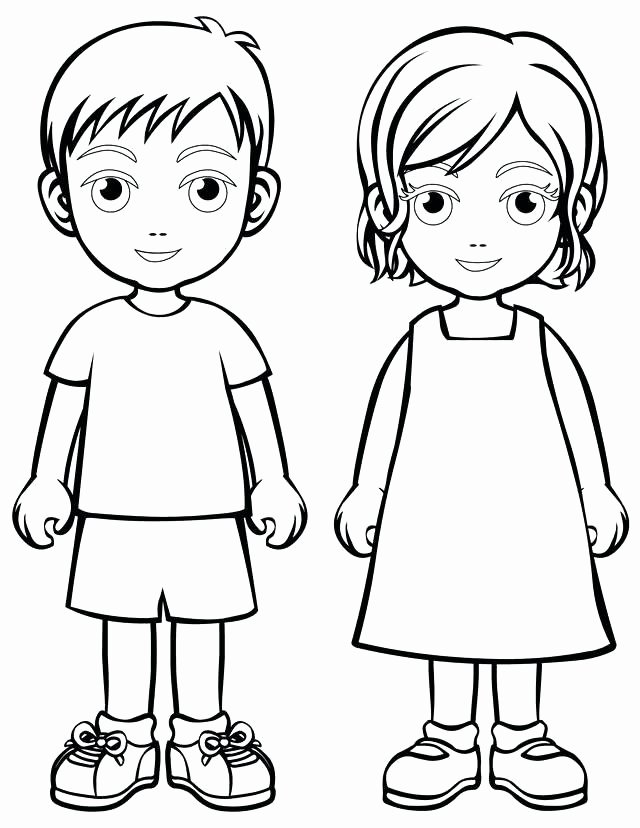 Girl Faces Coloring Pages | Meriwer Coloring