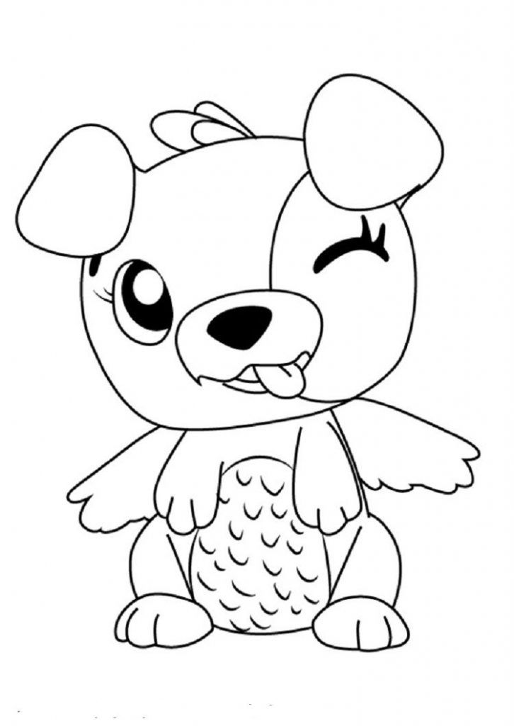 Hatchimal Coloring Pages - Coloring Home
