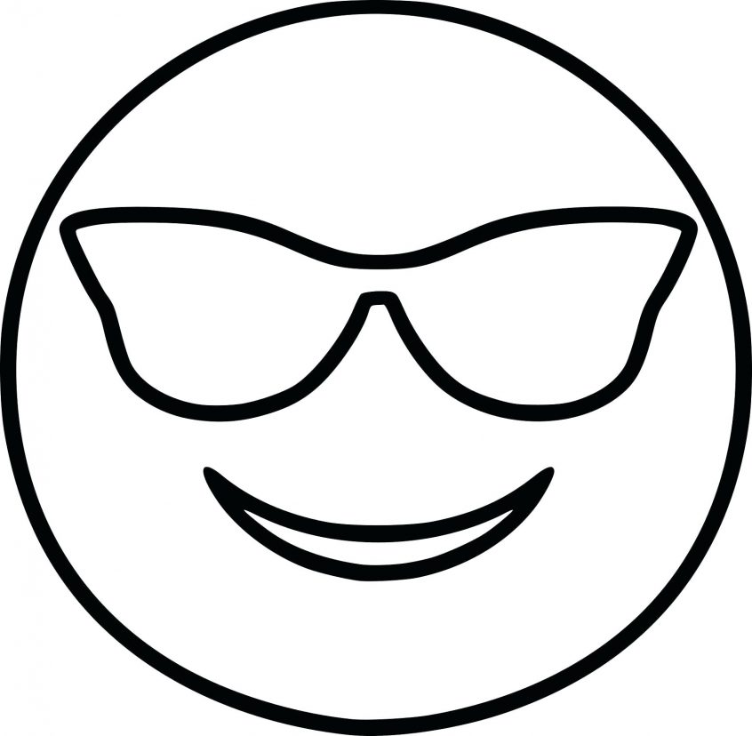 Emojis Coloring Pages - Coloring Home