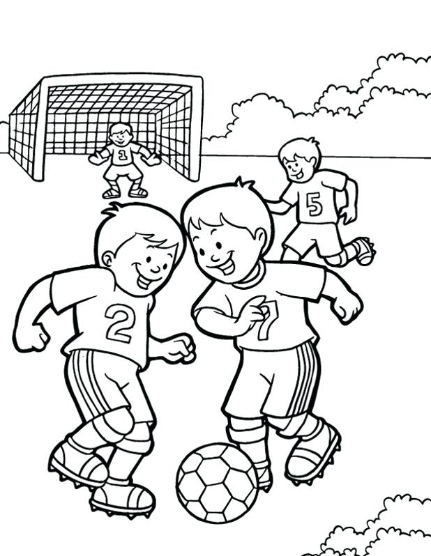 - Exercise Coloring Pages - Coloring Home