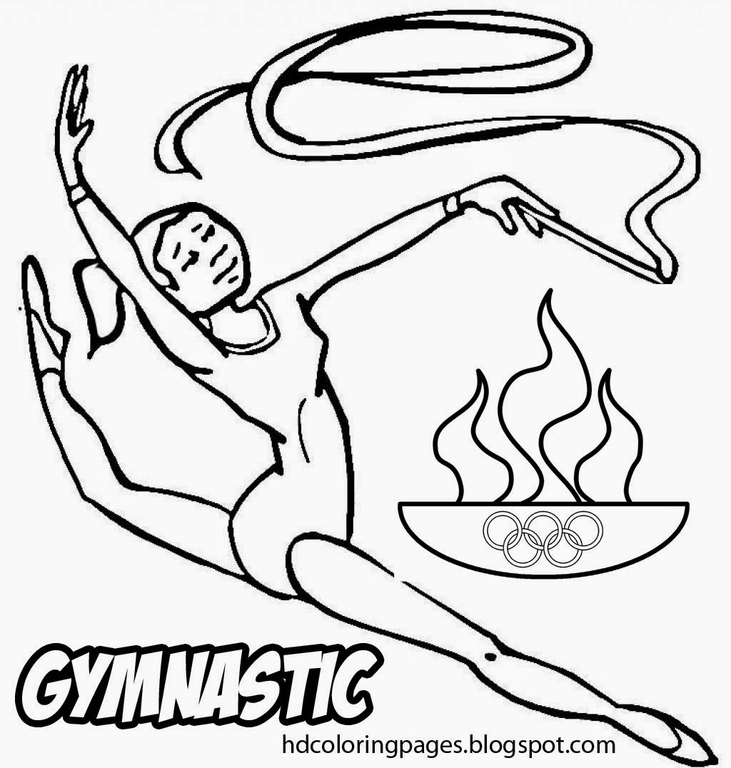 coloring pages olyimpics - photo#16
