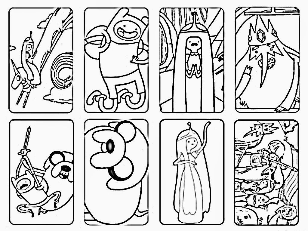 Adventure time free coloring pages coloring home for Adventure time coloring page