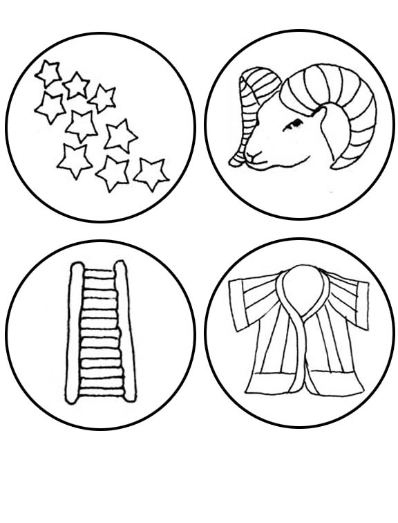 Jesse Tree Coloring Pages - AZ Coloring Pages