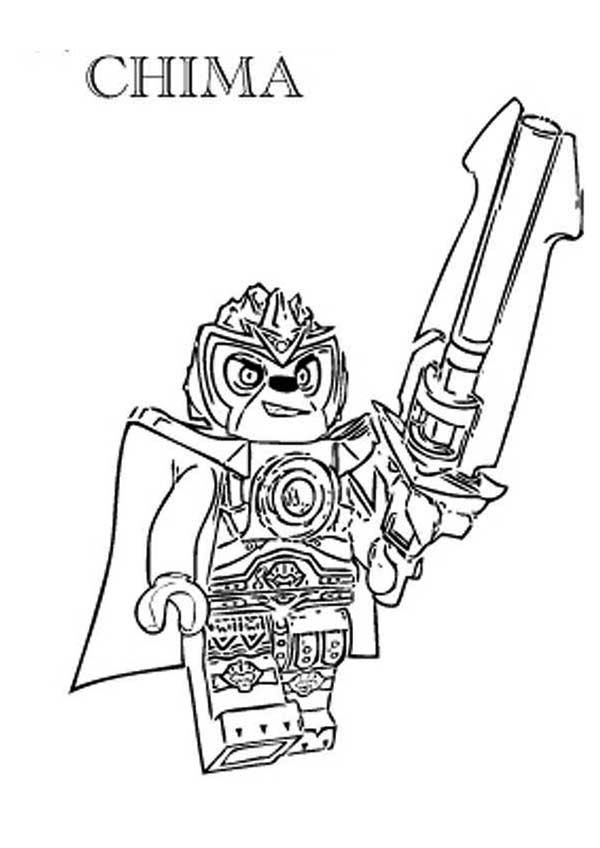 lego chima coloring pages laval - photo#3