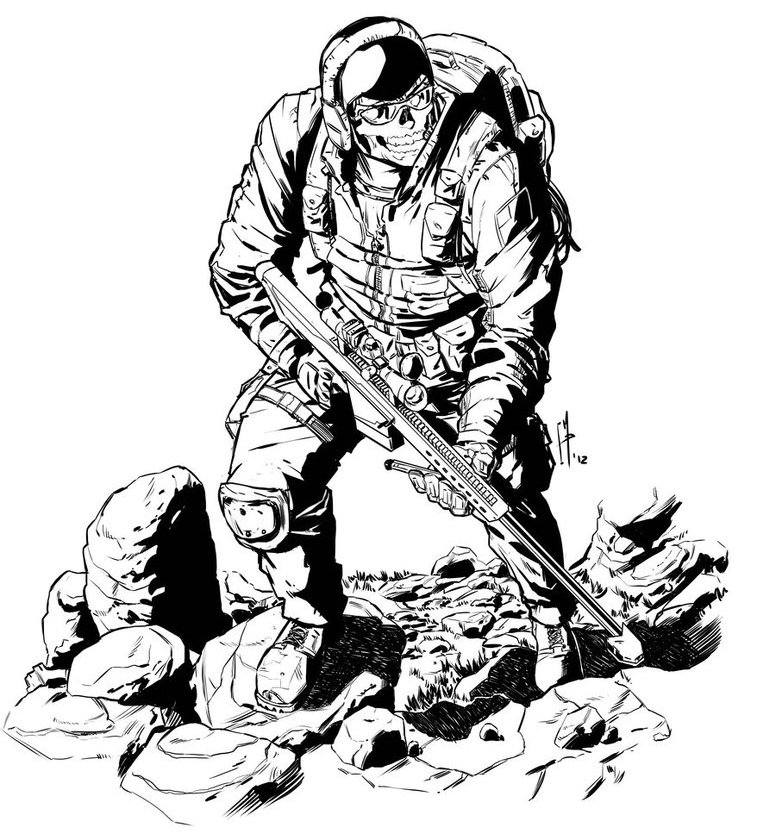 Call Of Duty Black Ops Coloring Pages Coloring Home Call Of Duty Black Ops Coloring Pages