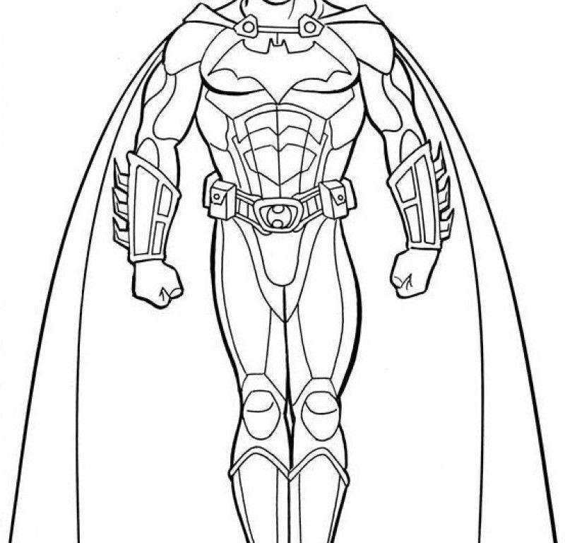 coloring pages batman villains - photo#36