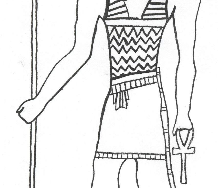 egypt pictures for kids az coloring pages