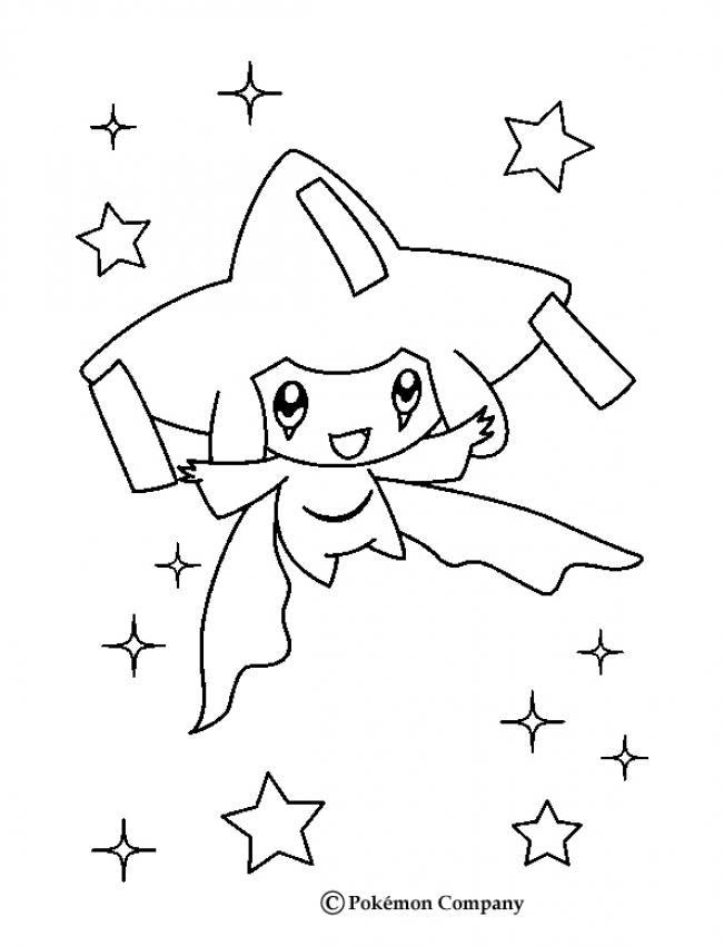 New Pokemon Coloring Pages - AZ Coloring Pages