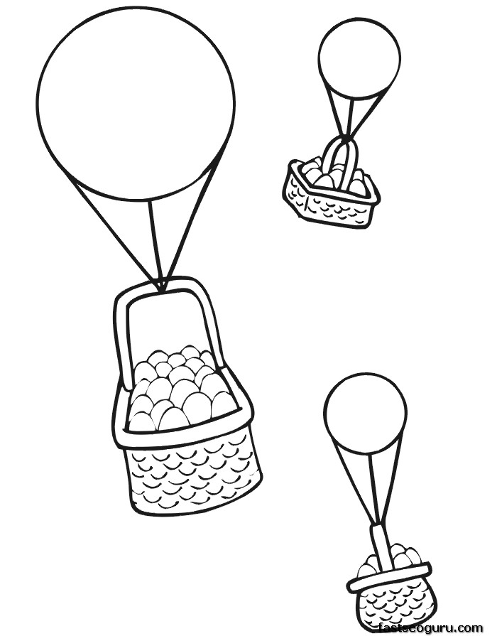 Beach Themed Coloring Pages