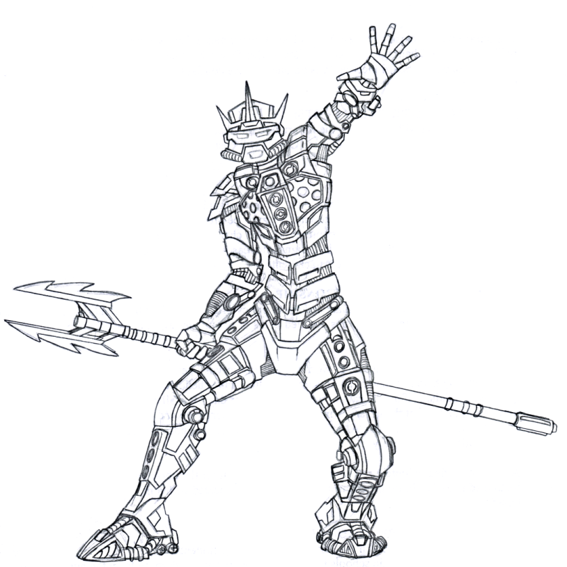 lego bionicle Colouring Pages